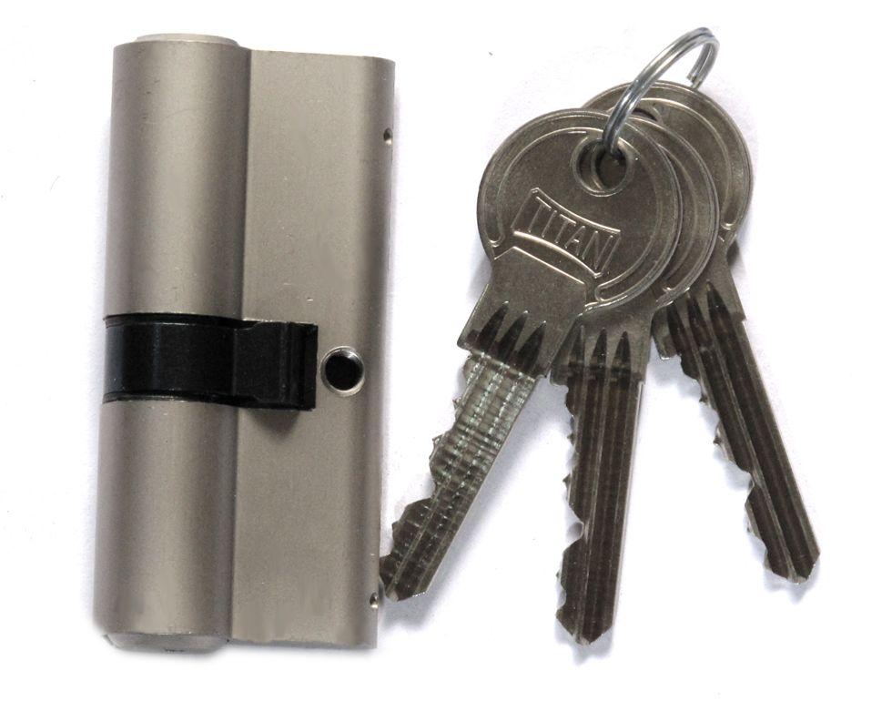 Bezpečnostní vložka Titan -  K6 31x36