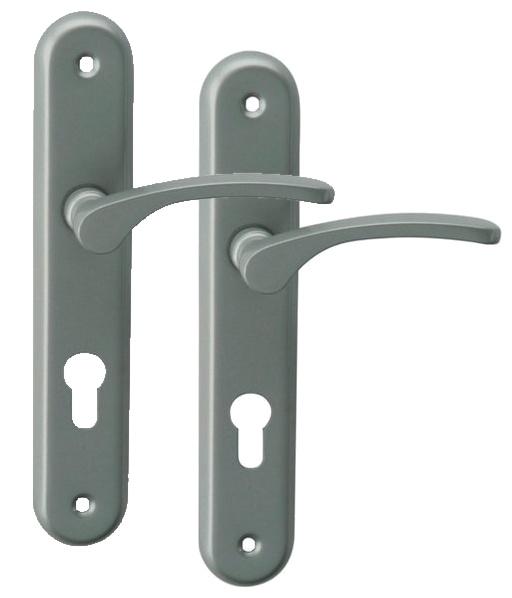Interiérové kování Act - VIOLA VL/72 stříbrná