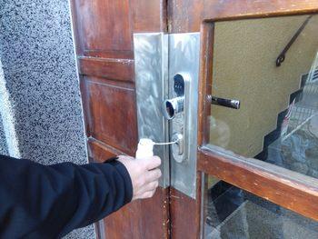 Servis dveří a dveřní zástrče - Praha 9